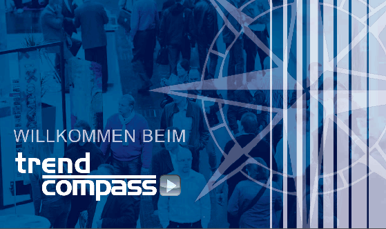 glasstec Trendcompass