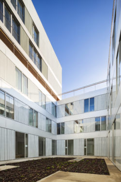 Bon-Secours health and social care development, France