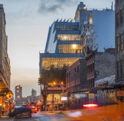 The Whitney Museum at Gansevoort New York USA