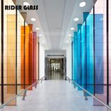 Rider Low e Reflective Glass