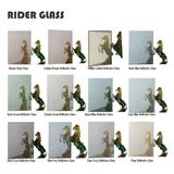 Rider Reflective Glass