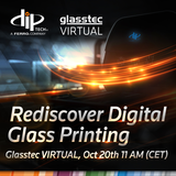 DipTech Glasstec Virtual Event