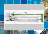 LASER THICKNESS MEASUREMENT FOR FLOAT GLASS