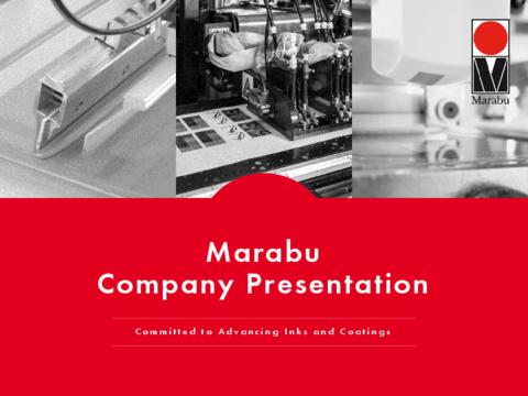 Marabu Company Presentation