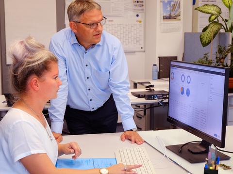 A+W IoT Smart Trace: Durchgängige Protokollierung der Produktfertigung