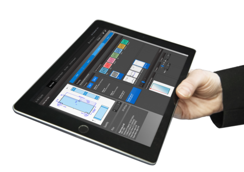 A+W iQuote Flachglas-Webshop: Industrie 4.0 beginnt im Office: