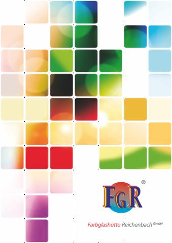 Katalog Farbglashütte Reichenbach GmbH