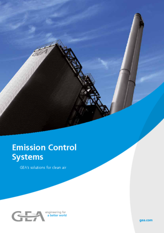 Process Technology for Emission Control
