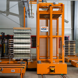 MSK pallet conveying
