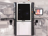 MULTIPLUS - print inspection machine for plastic bottles and mascaras.