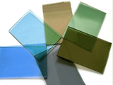 Color Tinted Glass