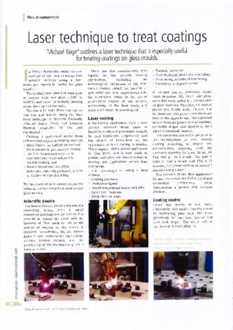 Article Laser