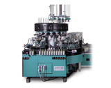 Vial forming machine RP 16 with automatic tube feeder