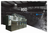 RDD Fully Automatic Bulk Powder Dyestuff Weighing, Dissolving and Dispensing System