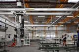 Movomech – lightweight overhead travelling cranes in aluminum