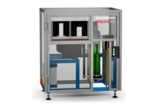 VisiQuick Mini - Compact Flexible Semi-Automatic Bench for Glass Containers