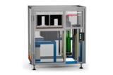 VisiQuick-mini™ - Kompaktes, flexibles halbautomatisches Messsystem zur Kontrolle von Glasbehältern