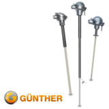 """05-TKT"" - Thermocouples with ceramic protection tube"