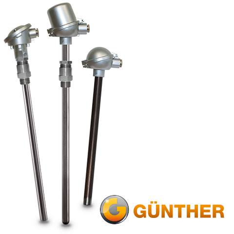 """""""00-TMT"""" / """"10-TMM"""" - Thermocouples with metal protection tube and thermocouple / Thermocouples with metal protection tube and sheath measuring insert"""