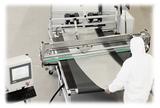 FCM cutting machine for PVB interlayer