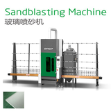 SINGIP Glass Sandblasting Machine