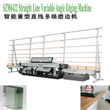 Intelligent Glass Straight Line Variable Angle Edging Machine