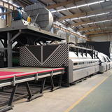 Fire-Proof Cyclone Glass Tempering Furnace