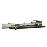 LD-AB JetConvection Plus Flat&bent Bi-direction Tempered Glass Machine