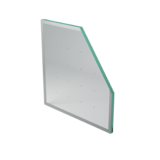 Noise Reduction Vacuum Glass