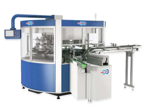 3-color screen printing machine