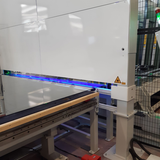 OPT on Intermac cutting table