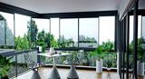 VDS Doppelglas Balkonverglasung