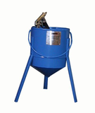 Portable Sand-Blasting Machines for multiple applications, Models 25L and 50L