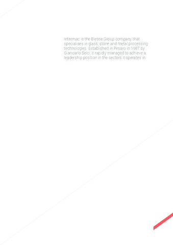 Intermac Company Profile