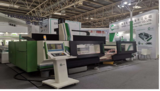 CNC Horizontal 5 Axis Working Center