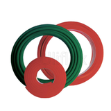 Polyurethane transmission belt TPU pu Grip top V belt for printing electronic glass,ceramic industry