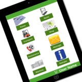 Digital added value is the focus of HEGLA's Shop-Floor app, which is available in tablet and smartphone versions.