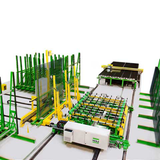 Automated loading and shuttle storage systems