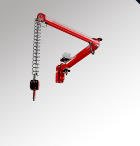 Quick Lift Arm 50 kg Overhead Mounted