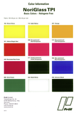 Proell Color Information NoriGlass TPI
