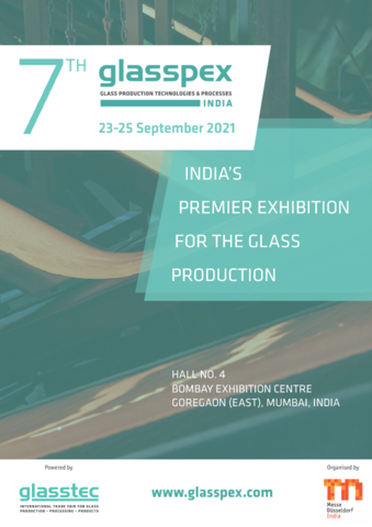 check in glasspex INDIA 2021