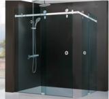 SUS304 sliding door fitting for 8-10mm frameless glass